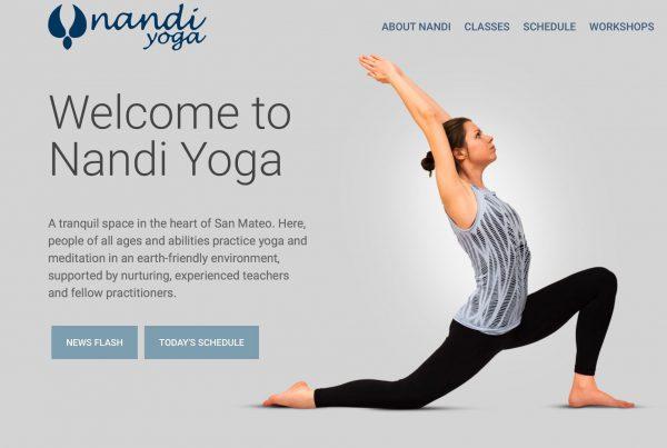 Nandi Yoga Home Page 100417