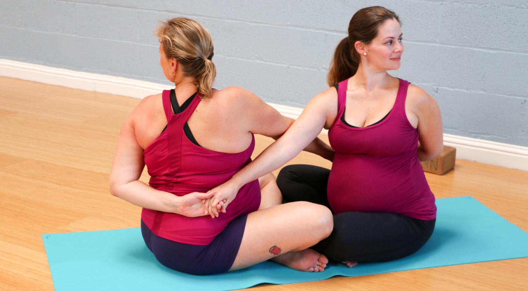 Prenatal/Postnatal - Nandi Yoga
